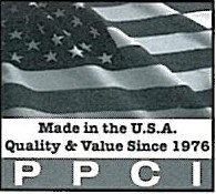 MADE IN THE USA BY POLLY PRODUCTS CO.
