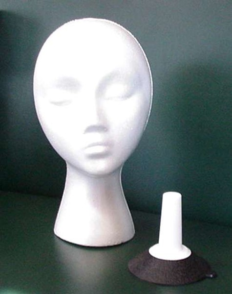 #80010XPLN FEMALE HEAD AND SUCTION STAND-#SS2000