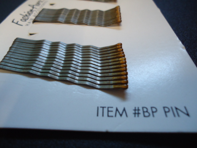 "#BPINBR 2""L BOBBY PINS- BRONZE 60 PIN CARD"