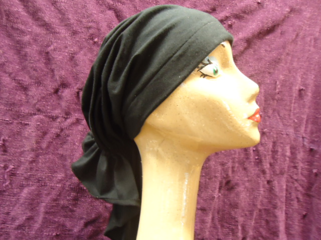 #S15 COTTON JERSEY SCARF