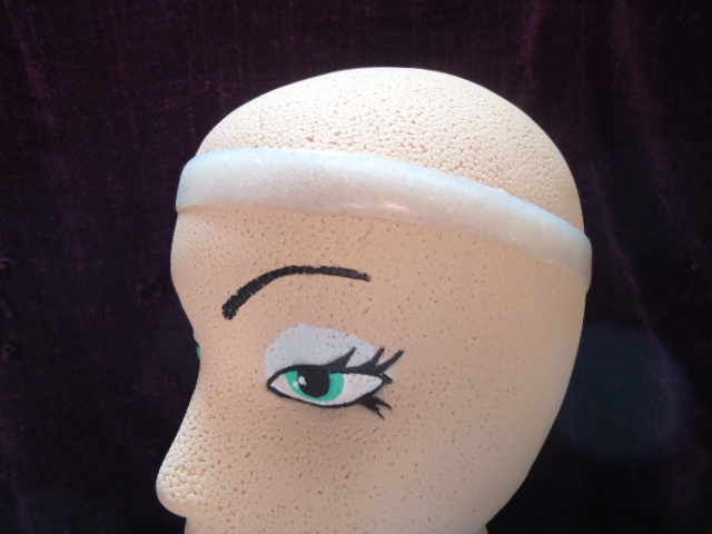 #TPWG615 POLLY WIG GRIP tm - THIN